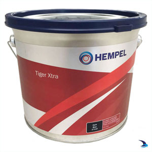 Hempel - Tiger Xtra Antifouling NEW 2018 APPROVED